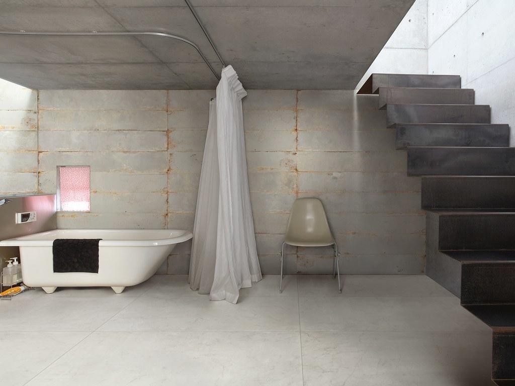 fliesen garage swalif. Black Bedroom Furniture Sets. Home Design Ideas