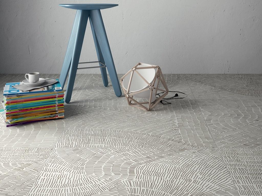 fossil fliesen 60x60 by kasia zareba ceramiche refin. Black Bedroom Furniture Sets. Home Design Ideas