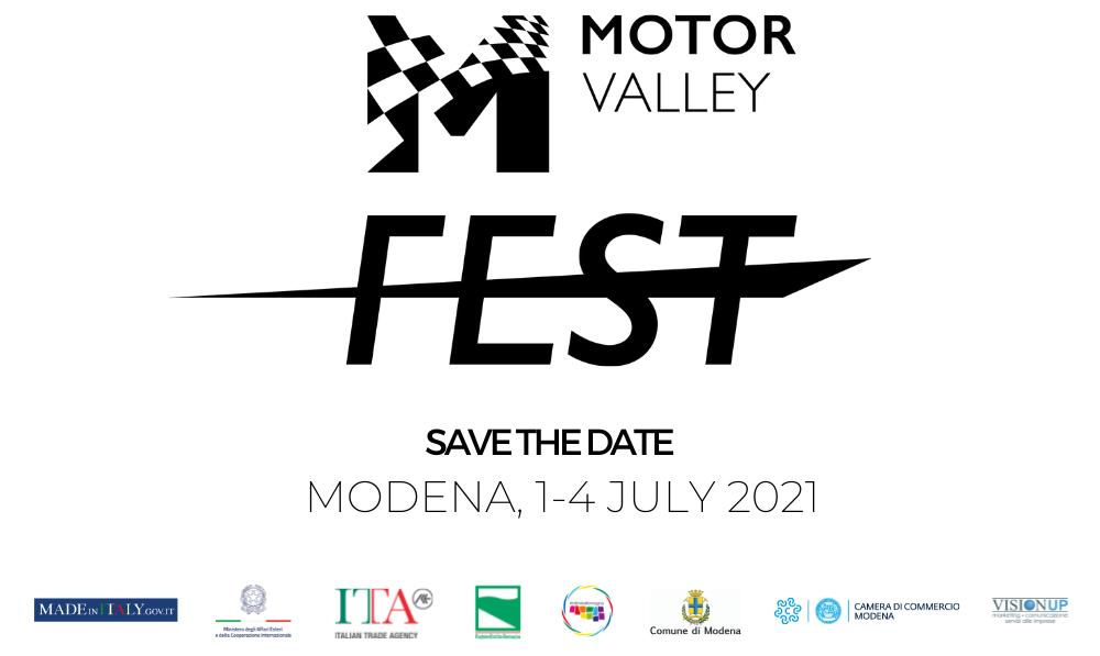 BESUCHEN SIE UNS AUF DEM MOTOR VALLEY FEST 2021